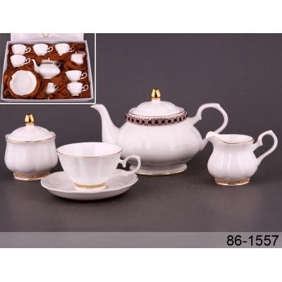 Чайный набор, 15 пр. (86-1557)