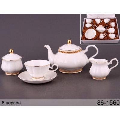 Чайный набор, 15 пр. (86-1560)