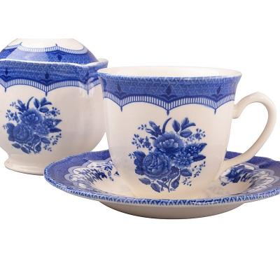 Чайный сервиз Виктория, 15 пр. (910-076)