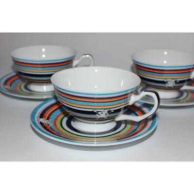 Чайный набор Радуга (86-1252)