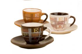 Чайный сервиз Мокко