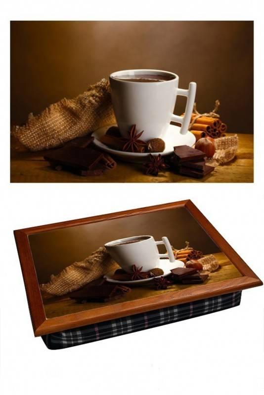 Поднос Кофе с пряностями