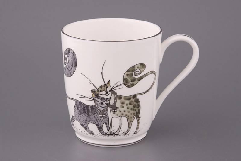 Кружка Веселые коты