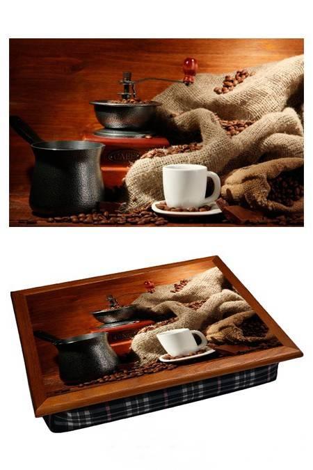 Поднос Мельница для кофе