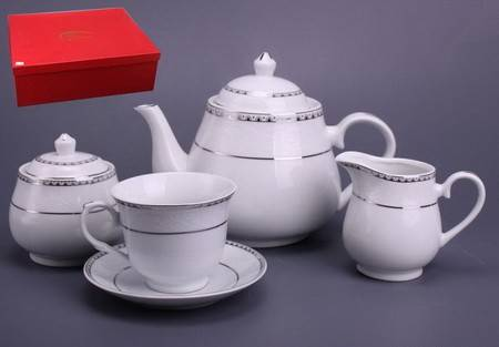 Чайный набор 15 предметов