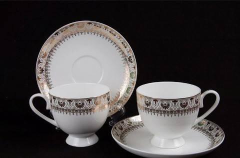 Чайный сервиз Королевский двор