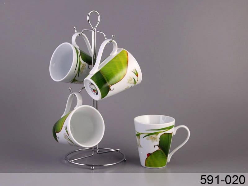 Чайный набор Ландыш