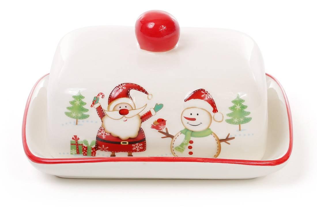 Масленка Веселый Санта
