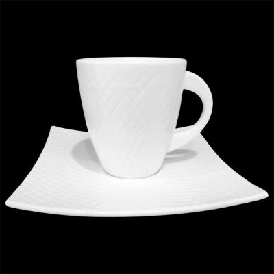 Набор чашек с блюдцами (H5-008)