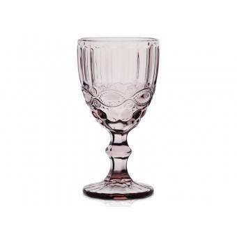 Набор бокалов Винтаж розовый (34215-4-3)