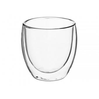 Стеклянная кружка с двойными стенками Любимый чай (16034-11)