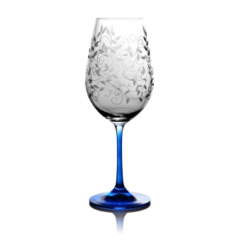 Бокалы для вина Viola Lido Cobalt, 2 шт. (06-02-350-2-047)