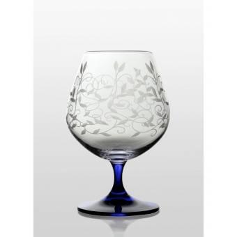 Viola набор бокалов для коньяка (Lido кобальт) 6 шт.