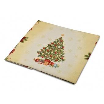 Скатерть гобеленовая новогодняя (063-010)