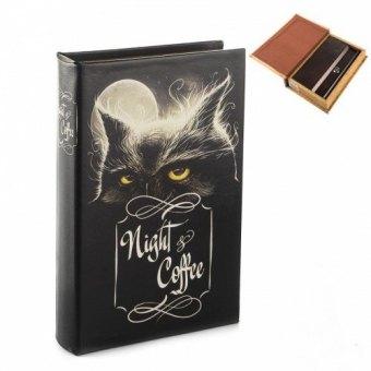 Книга-сейф Ночной кофе (098UE)