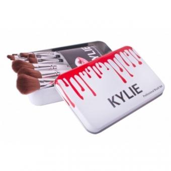 Набор кисточек для макияжа Kylie Professional Brush Set, 12 пр. (Kylie-7)