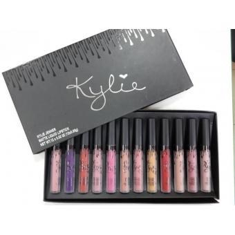 Набор помад Kylie 12в1 Black Edition (Kylie-12)