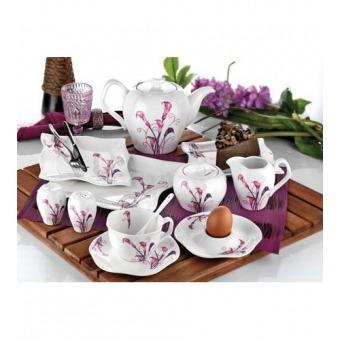 Чайный сервиз для завтрака Очарование (1022-14)