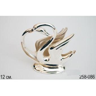 Салфетница Лебедь (258-086)
