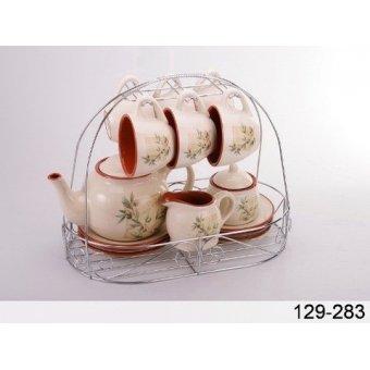 Чайный набор на подставке Olive