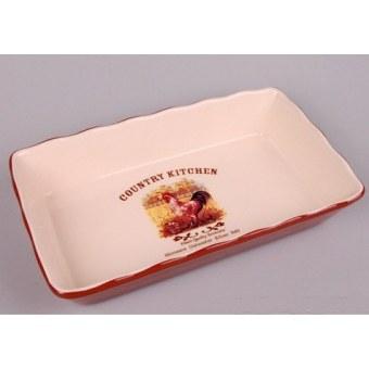 Блюдо для запекания Country Kitchen (129-454)