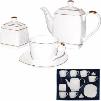 Сервиз чайный Кардинал, 14 пр. (1804)