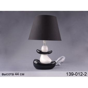 Светильник с абажуром (139-012-2)