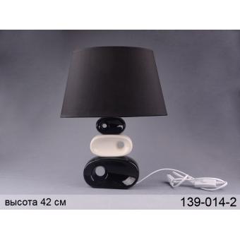 Светильник с абажуром (139-014-2)