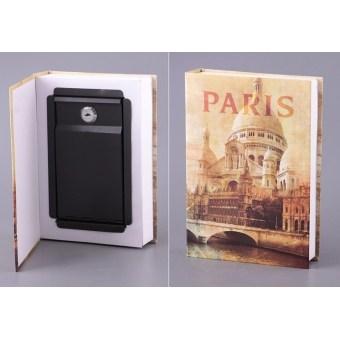 Книга-сейф Париж (142-107)