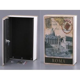 Книга-сейф Рим (142-115)
