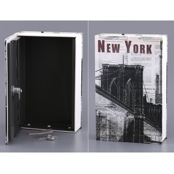 Книга-сейф New York (142-116)