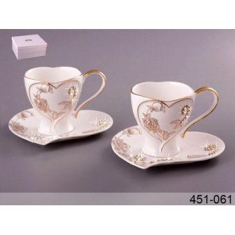 Чайный набор Глория, 4 пр. (451-060)