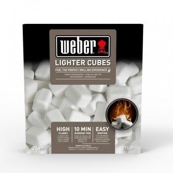 Кубики для розжига Lighter Cubes, 24 шт (17519)