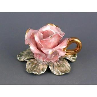 Подсвечник роза (180-523)