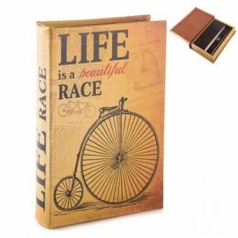 Книга сейф Жизнь в пути