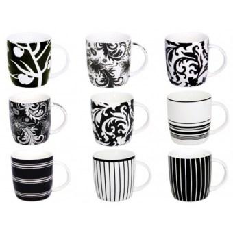 Чашка Черное и белое (2183-1)