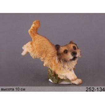 Фигурка декоративная собака (252-134)