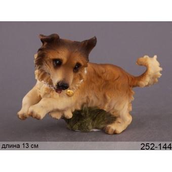 Фигурка декоративная собака (252-144)