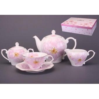 Чайный набор Грейс на 6 персон (264-132)