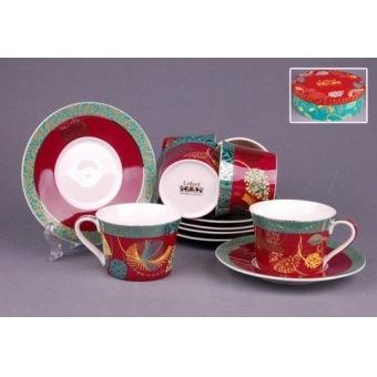 Чайный сервиз Иллюзия (264-270)