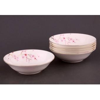 Набор тарелок Сакура