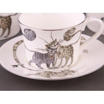 Чайный набор Котики (264-295)