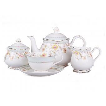 Чайный сервиз Аделин, 15 пр. (264-601)