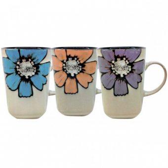 Чашка Цветок, 1 шт. (2704)