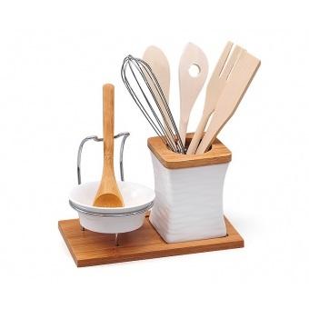 Набор кухонных аксессуаров Naturel (289-141)