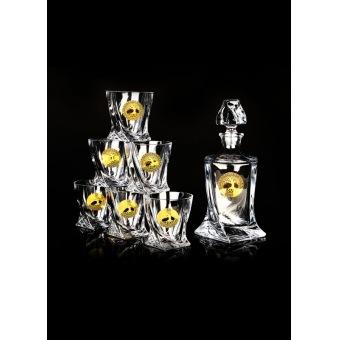 Набор для виски Quadro Edem, 7 пр. (30-063)