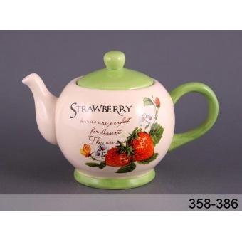 Чайник заварочный Клубника (358-386)