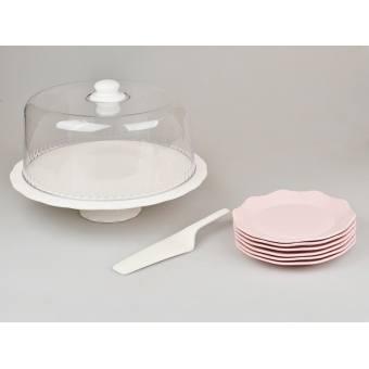 Набор для торта, 9 пр. (359-001)