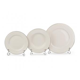 Набор тарелок Solecasa на 12 персон (359-176)
