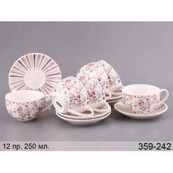 Чайный сервиз Весеннее настроние, 12 пр. (359-242)
